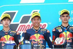 Ai Ogura, Kazuki Masaki, Aleix Viu