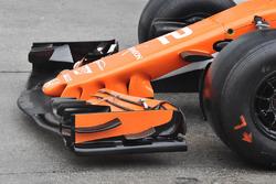 Ніс McLaren MCL32