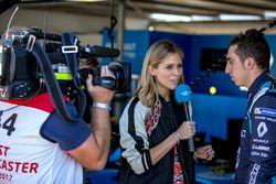 Nicky Shelds con Sébastien Buemi, Renault e.Dams