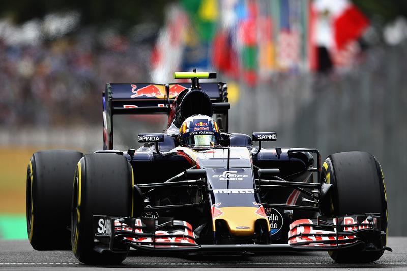 2015: Toro Rosso STR11