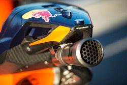 La moto de Mika Mika Kallio, Red Bull KTM Factory Racing