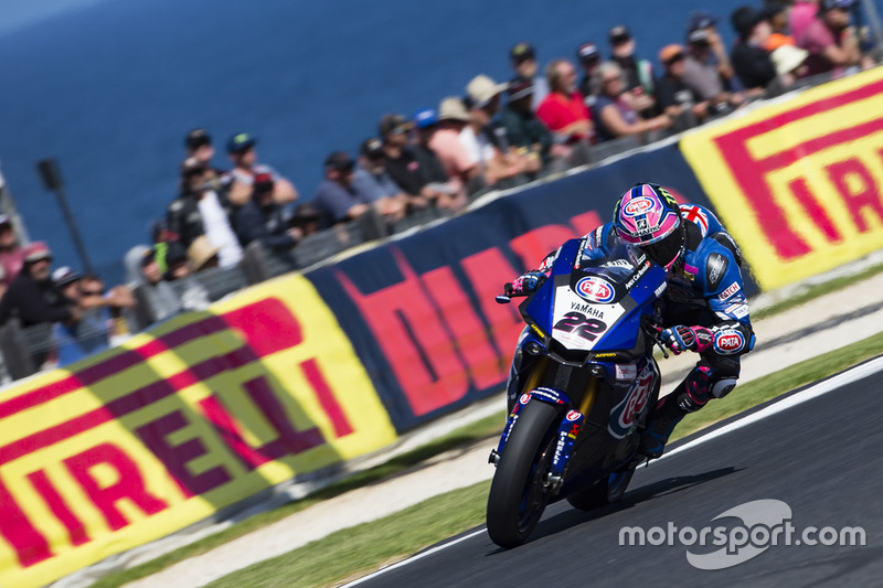 Alex Lowes, Pata Yamaha - WorldSBK Australia 2017