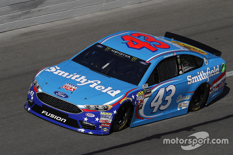 4. Aric Almirola, Richard Petty Motorsports, Ford