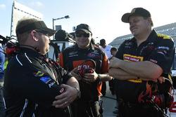 Kevin Manion, Kyle Busch Motorsports, Rudy Fugle, Kyle Busch Motorsports and Marcus Richmond