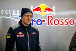 Franz Tost, Scuderia Toro Rosso Jefe de equipo