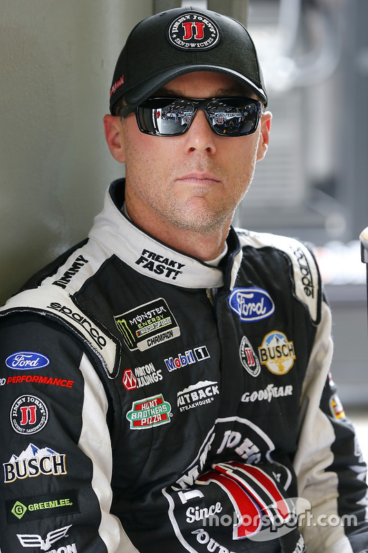 Kevin Harvick Stewart Haas Racing Ford