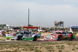 Gaston Mazzacane, Coiro Dole Racing Chevrolet, Juan Pablo Gianini, JPG Racing Ford
