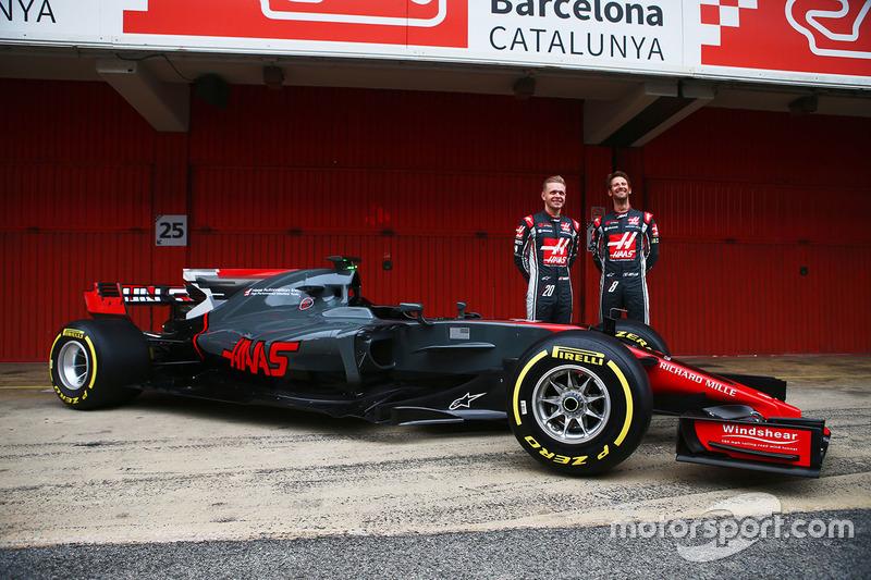 A Haas viveria um grande desafio em 2017: mostrar que sua segunda temporada na F1 poderia ser, no mínimo, tão forte quanto a primeira.