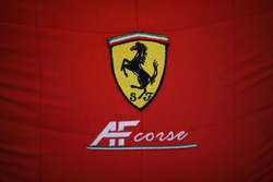 AF Corse Ferrari logo