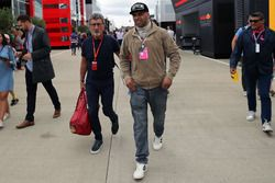 Goldie and Eddie Jordan, Channel 4 F1 TV