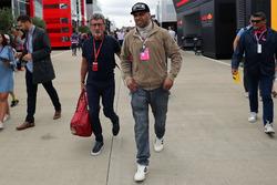 Goldie e Eddie Jordan, Channel 4 F1 TV