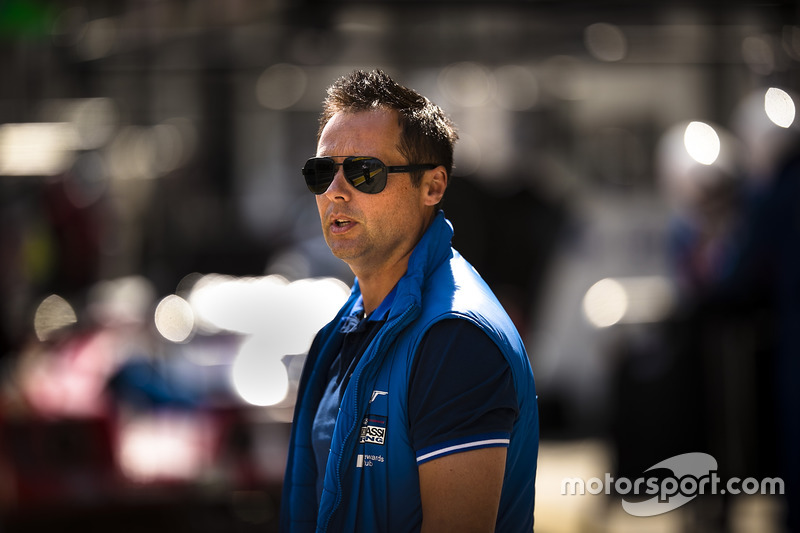 Andy Priaulx, Ford Chip Ganassi Racing