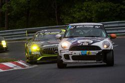 #132 BMW Mini: Ralf Zensen, Jürgen Bretschneider, Steffen Fürsch