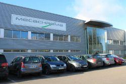 La fabbrica Mecachrome d'Aubigny-sur-Nère