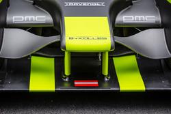 #4 ByKolles Racing CLM P1/01, носовий обтікач