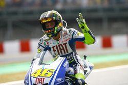 Yarış galibi Valentino Rossi, Yamaha Factory Racing