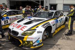 #22 ROWE Racing, BMW M6 GT3: Klaus Graf, Richard Westbrook, Nicky Catsburg, Markus Palttala