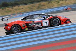 #17 Petri Corse Lamborghini Huracan: Davide Roda