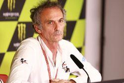 Franco Uncini, officiel sécurité FIM