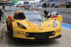#64 Corvette Racing Chevrolet Corvette C7-R: Олівер Гевін, Томмі Мілнер, Джоран Тейлор