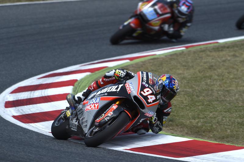 Jonas Folger (Dynavolt IntactGP), Moto2 - 7. Platz