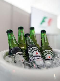 Globale Partnerschaft: Heineken und die Formel 1