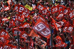 Marc Marquez, Repsol Honda Team fans