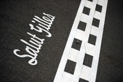 Salut Gilles - circuit atmosphere