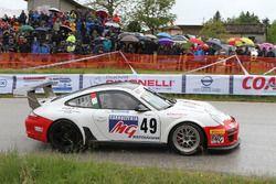 Guido Sgheri, Porsche GT #49, Pistoia Corse Sport