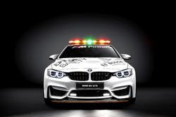 BMW M4 GTS Safety car