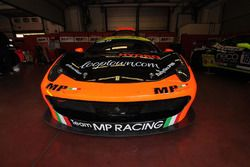 #161 Ineco - MP Racing Ferrari 458: Thomas Gostner