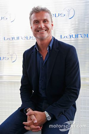David Coulthard, Laureus World Sports Ambassador
