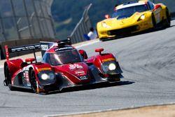 #55 Mazda Motorsports Mazda Prototype : Jonathan Bomarito, Tristan Nunez