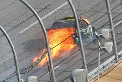 Choque de Blake Koch, Chevrolet