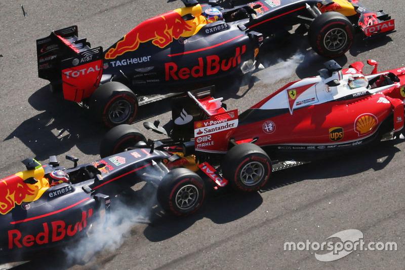 2 - Daniil Kvyat, Red Bull - 2016