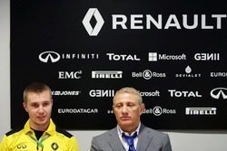 Sergey Sirotkin, Renault Sport F1 Team Test Driver, Boris Rotenberg, SMP Bank and SGM Group Co-Owner