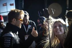 Nico Rosberg, Mercedes AMG F1 Team avec des fans