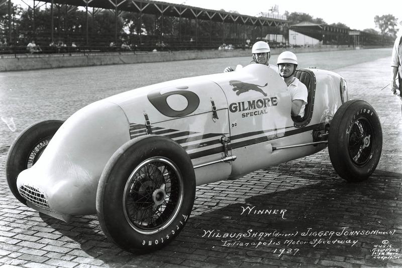 1937: Уилбур Шоу
