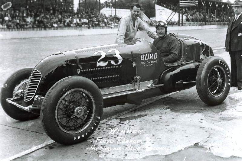 1938 - Floyd Roberts