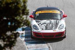 #18 RS1 Porsche Cayman: Remo Ruscitti, Aaron Song