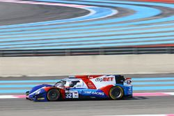 #32 SMP Racing BR 01 Nissan: Stefano Coletti, Julian Leal, Andreas Wirth