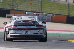 #65 Porsche Lorient Racing Porsche 991 Cup: Jean-François Demorge, Alain Demorge, Gilles Blasco, Fré