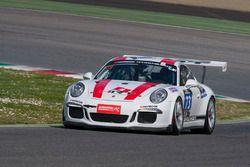 #73 HRT Performance Porsche 991 Cup: Kim André Hauschild, Stephen Borness, Sergio Negroni