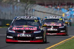 Shane van Gisbergen, Triple Eight Race Engineering Holden e Jamie Whincup, Triple Eight Race Engineering Holden