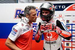 Scott Redding et Giacomo Guidotti, Octo Pramac Racing, Ducati