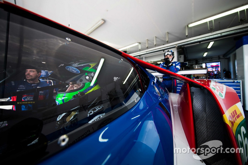 Ford Chip Ganassi Racing Team Uk Ford Gt Olivier Pla
