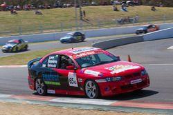 Trevor Symonds, Paul Lane, Scott Bargwanna, Holden VY-HSV GTS
