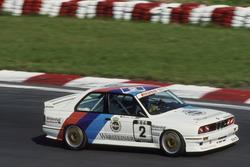 Markus Oestreich, Team Zakspeed, BMW M3