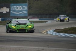 #16 Change Racing Lamborghini Huracan: Spencer Pumpelly, Corey Lewis, Justin Marks, Kaz Grala