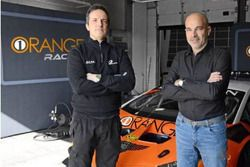 Tancredi Pagiaro, Lazarus, e Armando Donazzan, Orange1 Racing